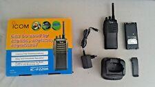 Walkie-talkie PROFESSIONAL a uso gratuito PMR446 ICOM IC-F22SR