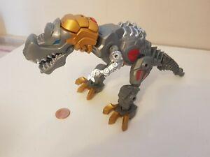Transformers Grimlock Light Up Super Hero Mashers Figure, Masher, Combine Post