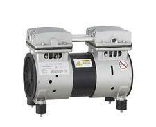 1 Hp New Noiseless Amp Oil Free Dental Air Compressor Motor 220v
