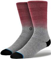 Calza Uomo Rossa Stance Men Sock Top Stitch Angora Queens Red