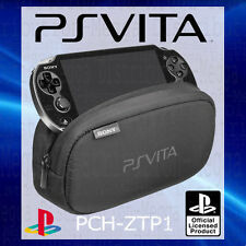 OFFICIAL Sony Playstation PS Vita Soft Travel Pouch Carry Case PCH-ZTP1