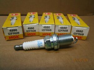 NGK SPARK PLUG IZFR6B 4880 VOLVO S40 & V 40  X 1