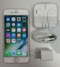 NeW Apple iPhone 6S 16GB A1688 NKQM2LL/A Rose Gold Unlocked Aplecare Warranty