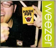 WEEZER Hash Pipe 4-TRACK GERMANY CD single w jimmy pop remix bloodhound gang