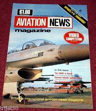 Aviation News 16.21 P-47 Thunderbolt,Cayman Airways 727,USAF,Martin AM-1
