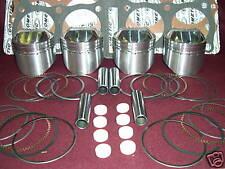 MTC Kawasaki KZ1000J K M P R Big Bore Piston Kit 1075cc