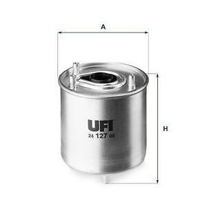 UFI FUEL FILTER PEUGEOT 207 1.4,1.6 HDI 208 1.4,1.6 HDI 308 1.6 HDI 508 1.6 HDI