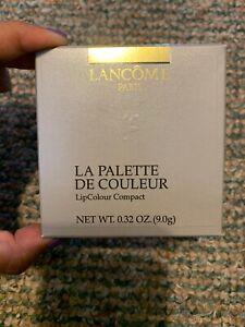Lancome La Palette De Couleur (Lip Colour Compact) - Les Rubis