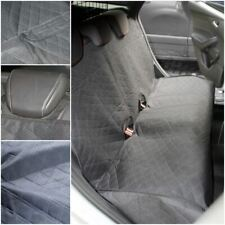 Padded Quilted Rear Car Seat Cover Dog Protector fits BMW 3 Series