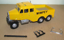 B CORGI 1:50 SCALE HEAVY HAULAGE SCAMMELL BALLAST TRACTOR IN WIMPEY LIVERY