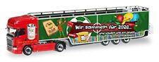 Camión de carnaval 2016 Scania R13 1/87 Herpa 923408r TL