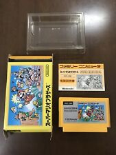 Game soft Famicom 『Super Mario brothers』Box and with an instructions Japan ①
