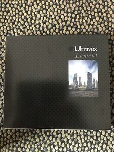 Ultravox - Lament  - 2 CD 2009 Definitive remastered  Edition with slipcase.