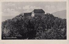 Ansichtskarte - Zittauer Gebirge / Die Hochwaldbaude