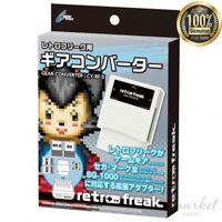 Retro freak Gear Converter GAME GEAR Sega Mark III For SG-1000 For software NEW