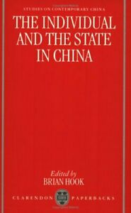 Individual and the State in China Brian Hook