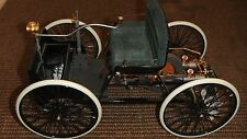 Franklin Mint 1896 Ford QUADRICYCLE Precision 1:6 Scale Die Cast Model BNIP