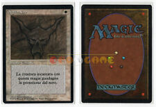 MTG Magic - Sigillo Nero - Black Ward - 1ª Edizione Italian Revised FBB - 1994