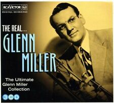 GLENN MILLER THE REAL...GLENN MILLER THE ULTIMATE COLLECTION 3 CD