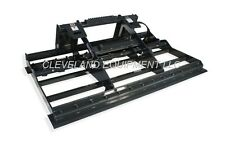 "NEW 72"" VIRNIG LAND LEVELER ATTACHMENT Skid Steer Track Loader Land Plane Planer"