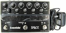 Used Eventide Space Reverb Delay Blackhole Stompbox Guitar Effects Pedal!