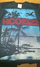 HOLLISTER CALIFORNIA HCO 1922 TEE SHIRT  COULEUR BLEU TAILLE L