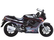 Kawasaki GPZ1000RX - Ninja 1000R (ZX1000A) SERVICE  & Parts Manual CD