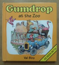 Gumdrop at the Zoo by Val Biro (Claremont Books, 1996).