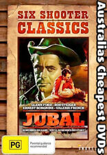 Jubal DVD NEW, FREE POSTAGE WITHIN AUSTRALIA REGION 4