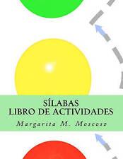 NEW Sílabas: Libro de Actividades: Libro de Actividades (Spanish Edition)
