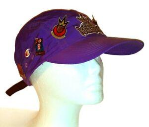Vintage WNBA Sacramento Monarchs Women's Basketball Purple Cap Hat With 6 Pins