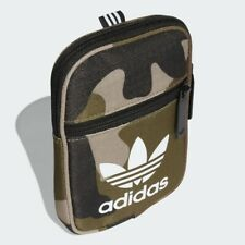 Adidas Originals Mens Mini Festival Bag Camo Holiday New with Tags Last One