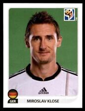 Panini WORLD CUP 2010-Miroslav Klose Deutschland no. 275