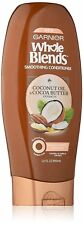 Garnier Whole Blends Smoothing Conditioner with Coconut Oil & Cocoa Butter, 22oz