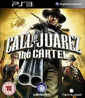 Call of Juarez - The Cartel PlayStation 3 Game PS3 Fast Post UK