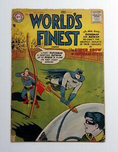 WORLD'S FINEST COMICS #86 (DC) - GD/VG