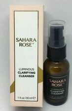 Sahara Rose Luminous Clarifying Cleanser, 1.0 Ounce, New in Box