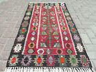 "Bedroom Kilim, Turkish Esme Rug Carpet DoorMat Tribal Rug Tapis Teppiche 31""X61"""