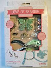 Love Of Jewelry Butterfly Jewelry Making Kit New Look Free U/S Shipping
