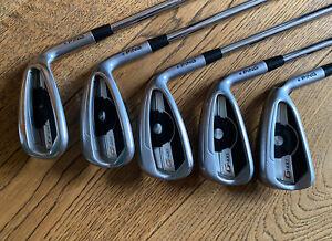 Ping G400 Irons / Blue Dot / 6-PW/ Stiff Shaft