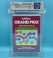 GRAND PRIX  - WATA 9.2 A++   Atari 2600  by ACTIVISION  - NEW  - ULTRA RARE !