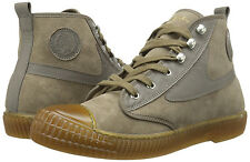 (Size 11) Super Rare! Diesel Men's Dragon 94 Draags94 Boots Silver Mink