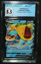 Pokemon Drednaw V Champion's Path 14/73 (CGC NM/Mint+ 8.5) 2020