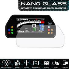 Yamaha 900 TRACER GT (2018+) NANO GLASS Dashboard Screen Protector