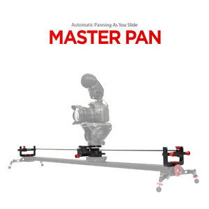 "Konova Master Pan 60cm(23.6"") (auto panning) Compatible Motorized Timelapse"