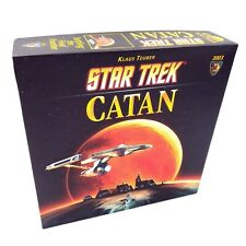 Star Trek Catan Board Game Klaus Teuber (Complete 100%) 2012 Fast Shipping