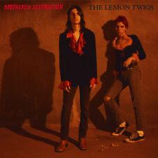 THE LEMON TWIGS BROTHERS OF DESTRUCTION 4AD RECORDS LP VINYLE NEUF NEW VINYL