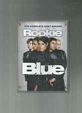 Rookie Blue: The Complete First Season (4-Disc Set), DVD