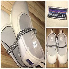 Women's PATAGONIA Beige Advocate Mary Jane Shoes Sz 9 | B