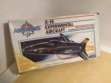 1/72 Monogram Young Astronauts X-15 Experimental Aircraft # 5908 rare model